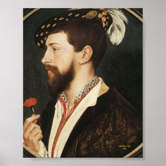 Poster Portrait Simon George Jean-Marie Moyer