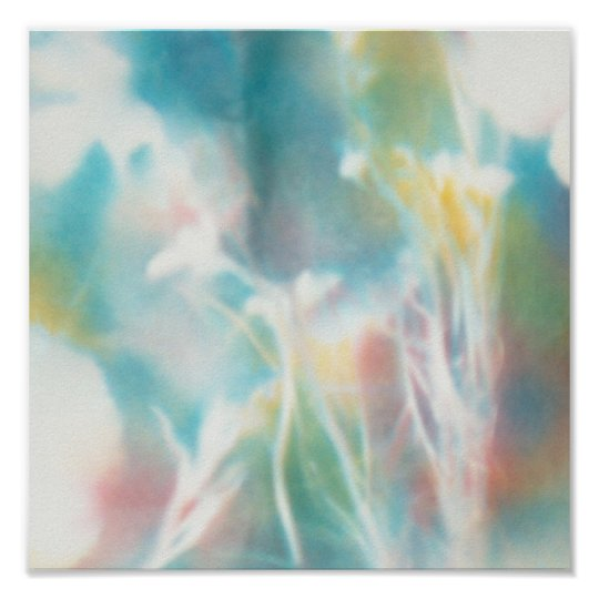 Poster Poster/Abstract Floral