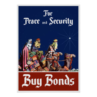 Poster Pour des liens d'achat de paix et de sécurité