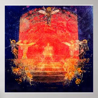 Poster Pour l'amour de la lumière par Gysis