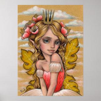 Poster Princesse Fae