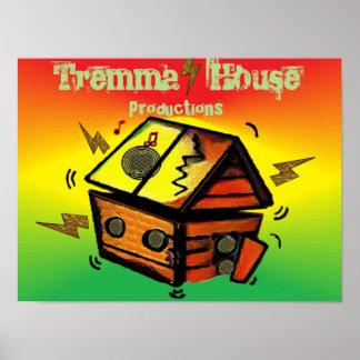 Poster Productions de Chambre de Tremma