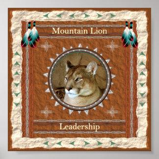 Poster Puma - copie d'affiche de direction