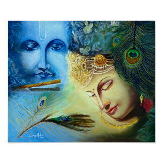 Poster Radha Krishna