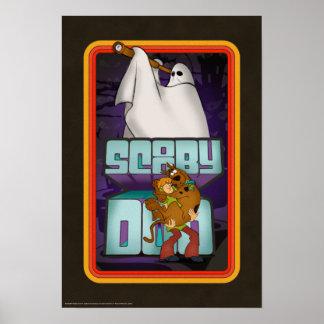 Poster Recherche de fantôme de Scooby-Doo | hirsute et