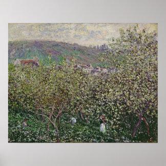 Poster Récolteuses de fruit de Claude Monet |, 1879