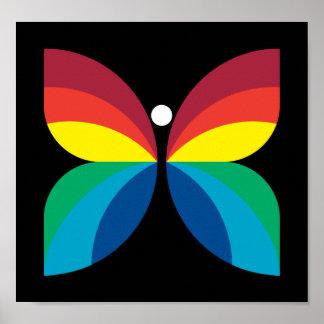 Poster Rétro 1966-1974