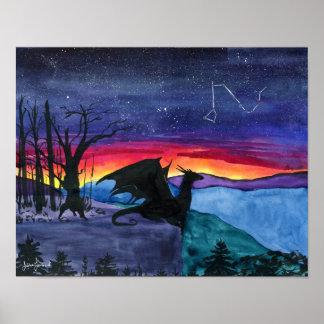 Poster Rêver de Draco