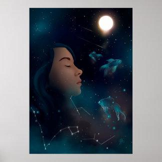 Poster Rêverie