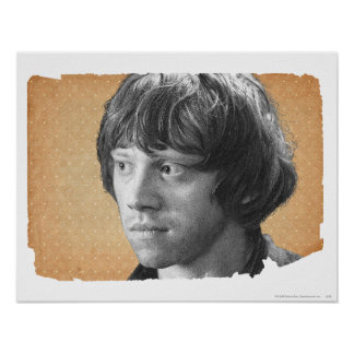 Poster Ron Weasley 2