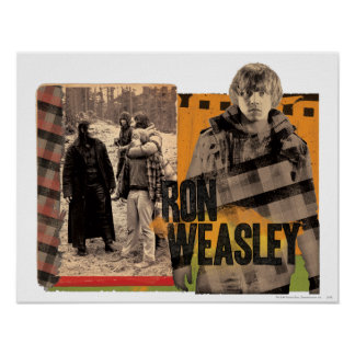 Poster Ron Weasley 6