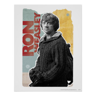 Poster Ron Weasley 7