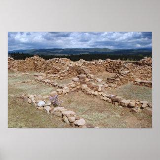 Poster Ruines de pueblo des PECO