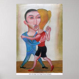 Poster Salon de tango 3