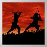 Poster Samouraïs de duel