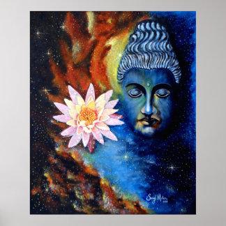 Poster Seigneur Bouddha 1