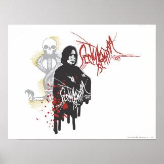 Poster Severus Snape Sectum Sempra