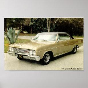 Poster Sport 1965 de mamie de Buick Skylark