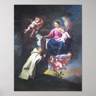 Poster Stock de St Simon