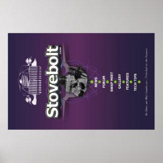 Poster Stovebolt.com -- l'affiche