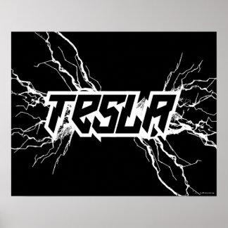 Poster Tesla