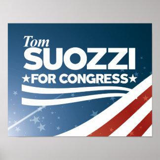 Poster Tom Suozzi