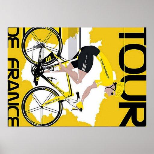Poster Tour de France