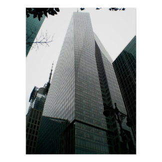 Poster Tour de Manhattan