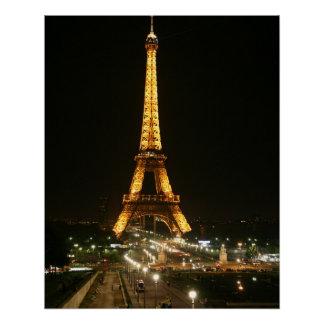 Poster Tour Eiffel, Paris