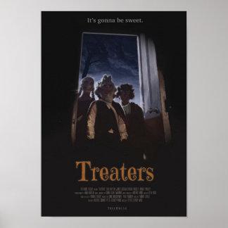 Poster Treaters - affiche du lustre A3