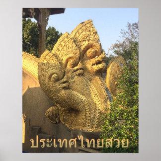 Poster Trois ont dirigé le Naga