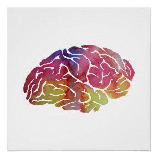 Poster Un cerveau