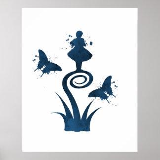 Poster Une fée