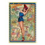 Poster varduro Cuba