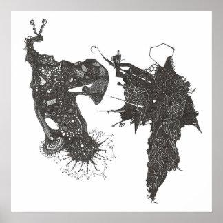 Poster Verseau contre Orion