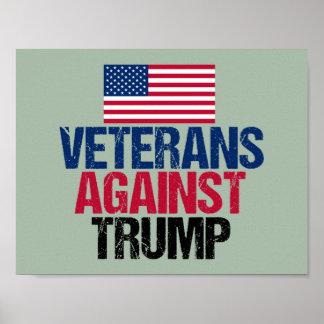 Poster Vétérans contre l'atout