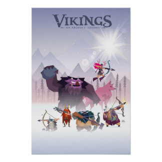 poster Vikings archer Posters