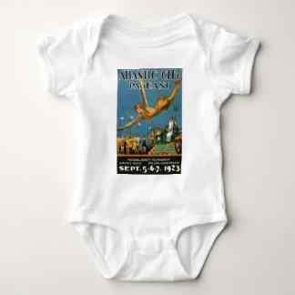 Poster vintage de reconstitution historique t-shirts