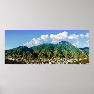 Poster vue panoramique large de -2:1 de parc national