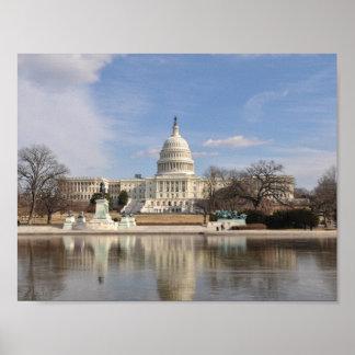 Poster Washington DC