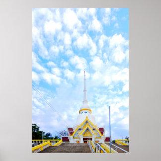Poster Wat Khao Takiab