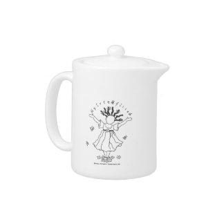 Pot Esprit-Rempli de thé