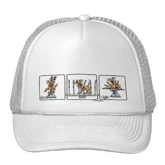 Poteaux d'armure d'agilité - GBU - casquette