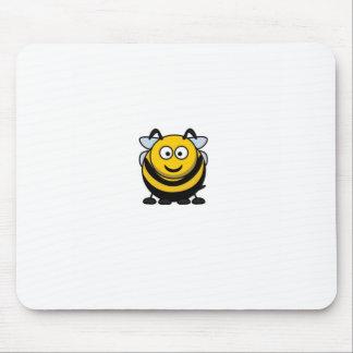 potelé gaffez l'abeille tapis de souris
