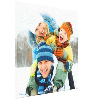 Pouces de la photo de famille [24x24] toiles