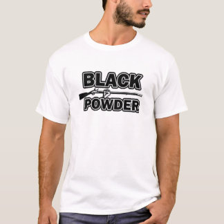 Poudre noire t-shirt