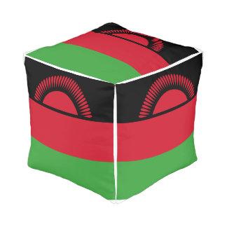 Pouf Drapeau du Malawi