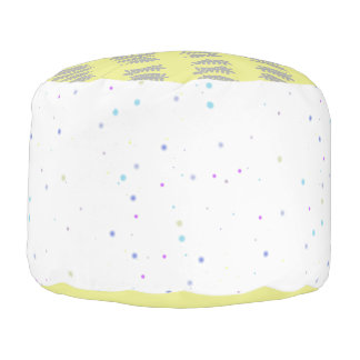 Pouf Happy le Sleep - le Poef Dots