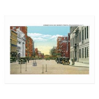 Poughkeepsie, NY Carte Postale