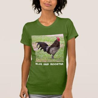 Poule bleue du Delaware (coq) T-shirt